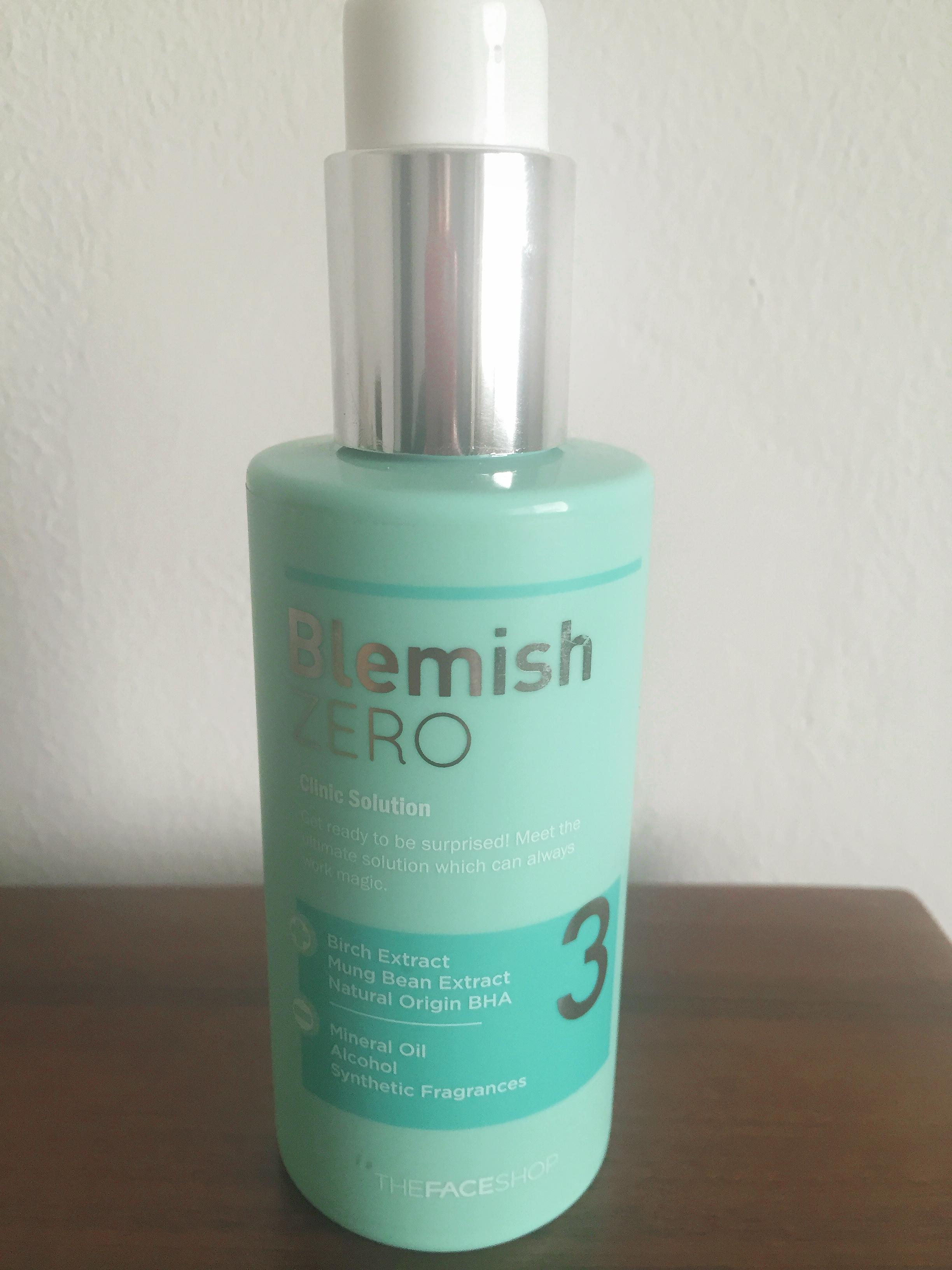 Blemish-Zero