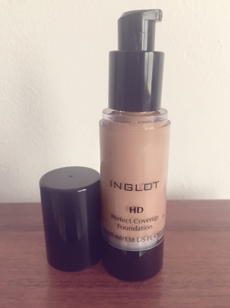 INGLOT HD Perfect Foundation
